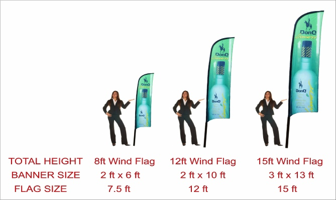 WIND FLAGS